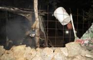 Se incendia una cocina, por una chispa del fogón, en Motul: deja solo daños materiales