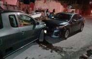 Invade el carril contrario y choca de frente, en Progreso: hay dos heridos