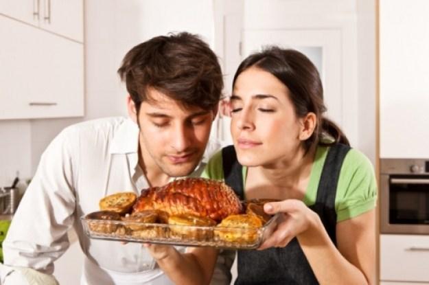 Oler la comida te hace engordar, según un estudio