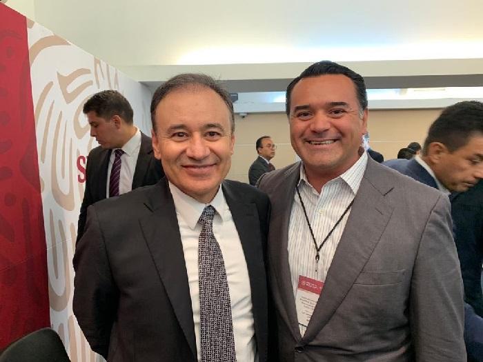 Mérida, líder en materia de seguridad: Renán Barrera