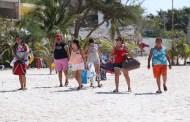 Pescadores y turistas disfrutan de los beneficios que el Festival de la Veda ofrece en Celestún