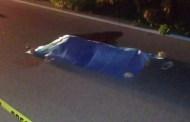 Huye, tras atropellar y matar a un hombre, en la vía Telchac Puerto-San Crisanto
