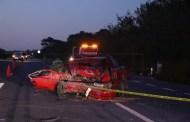 Un muerto y tres heridos fue el saldo de un accidente, en la vía Mérida-Acanceh