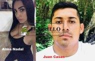 """Detienen a """"Chucho Erros"""" y a Alma Nadal con drogas y casi medio millón de pesos"""