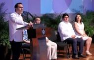 El Himno Nacional se podrá cantar en lengua maya en actos protocolarios, afirma Vila