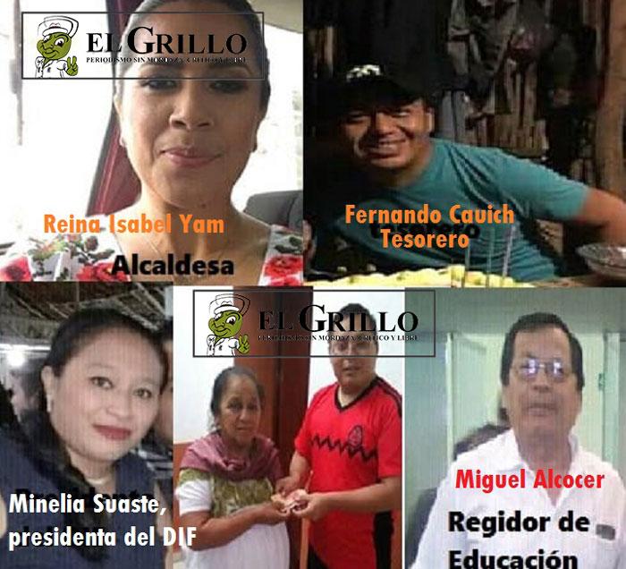 """Nepotismo y desvío de recursos """"galopan en caballo de hacienda"""" en Sotuta, denuncian"""