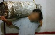 Se roban un tanque de gas en Mulsay, pero con $1,000 salen libres