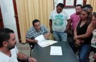 Vecinos exigen la construcción de un campo de béisbol en Santa Cruz Pachón