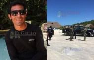 Desaparece Víctor Zapata, luego de ir a un campamento de la UADY, en Río Lagartos