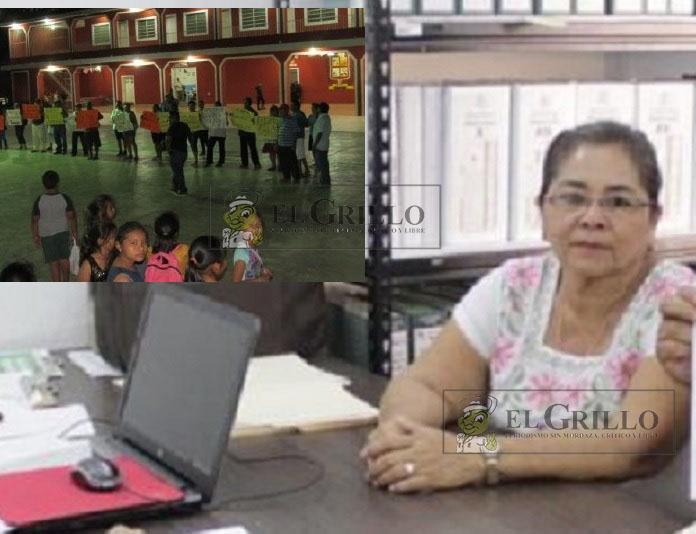 Alcaldesa de Kantunil se olvida de los ciudadanos, pero quiere dirigir al PRI