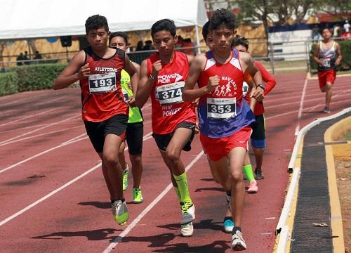 Atletas de Tekax logran 14 boletos a la Fase Regional de Atletismo en el estadio Salvador Alvarado