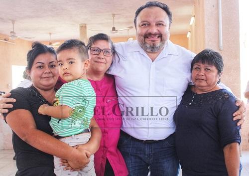 """""""Juntos lucharemos por los derechos del pueblo"""", dice Torres Rivas"""