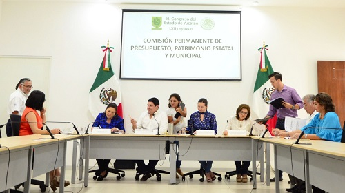 Diputados locales piden dictámenes de iniciativas a cuatro municipios yucatecos