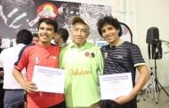 Juegan en el Complejo Deportivo Kukulcán el V Abierto Internacional Yucatán de Tenis de Mesa