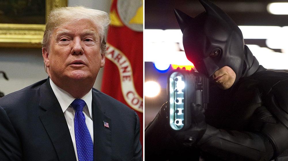 Warner Bros demandará a Donald Trump por usar música de Batman