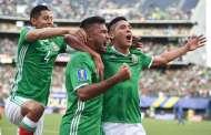 Canadá, Martinica y Cuba serán los rivales de México en la Copa Oro