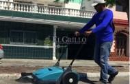 La Comuna de Progreso adquiere una barredora ecológica para optimizar la limpieza de calles