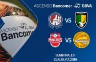Venados vs San Luis, en las semifinales del Asenso MX