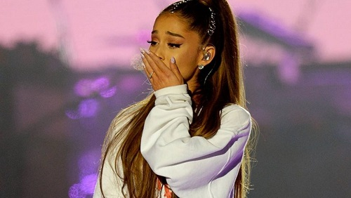 Ariana Grande tiene un daño en su cerebro como una secuela del estrés postraumático