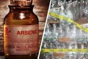 El agua mineral de Peñafiel está hecha con arsénico, un mortal químico