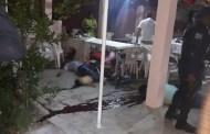 Sicarios matan a balazos a 13 veracruzanos, entre ellos un bebé