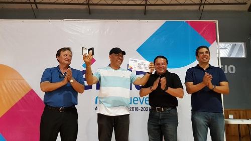 "Por tercera vez, Juan Carlos González gana el torneo de ajedrez ""Alejandro Preve Castro"""