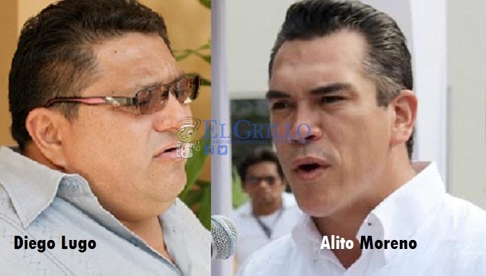 Ni Huiro ni pueblerino, Diego Lugo es títere del