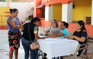 El DIF eseña a familias de Oxkutzcab a alimentarse sanamente
