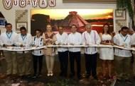 Mauricio Vila inauguró el Pabellón de Yucatán, en el Tianguis Turístico Acapulco 2019