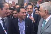 Mauricio Vila promociona a Yucatán en la Feria Aeroespacial México-FAMEX-2019