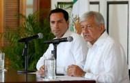 López Obrador presidirá tres eventos en Yucatán: Dos en Mérida y uno en Ticul