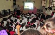 La SSP enseña educación vial a cientos de niños de Dzidzantún
