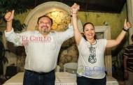 Panchito Torres, presidente estatal del PRI, con un triunfo cerrado