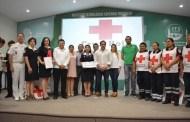 """Con el lema """"La Cruz Roja te llama"""", inició hoy viernes en Progreso la Colecta Nacional 2019"""