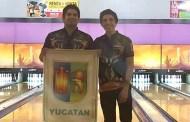 Oro para bolichistas yucatecos en Campeonato Nacional de Primera Fuerza en Sonora