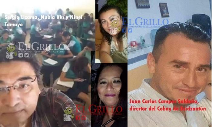 """Tres maestros del Cobay de Dzidzantún hacen """"bulying"""" a alumnos, denuncian"""