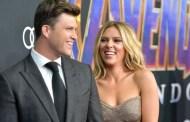 Scarlett Johansson anuncia su compromiso con el comediante Colin Jost