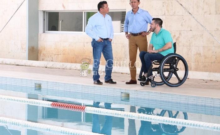 Aniversario del Paralímpico sin fiesta y sin titular: Dejó de ir René Ledezma