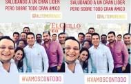 """Perdedores confirman que traicionan al PRI de Yucatán: Apoyan a """"VandAlito"""""""