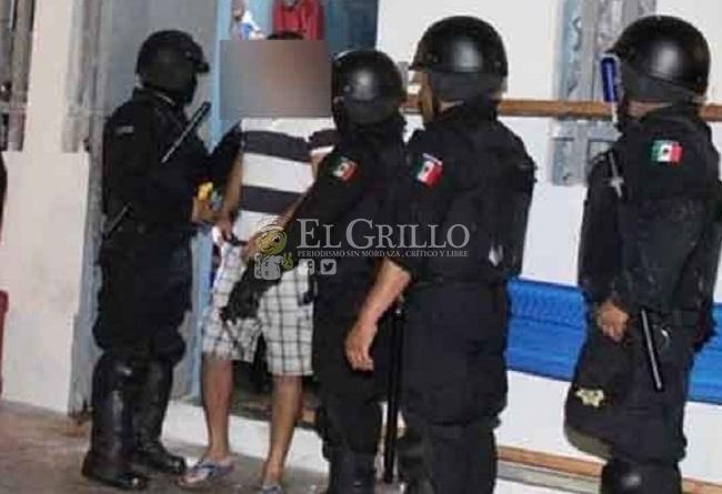 Abusó de una mujer, para que siga preso y no lo deporten a Guatemala