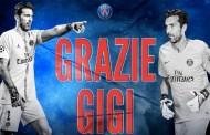 Gianluigi Buffon deja el PSG