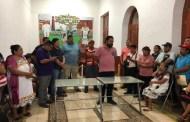 Gremios se organizan para para realizar una mejor feria en Motul