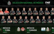 Con siete jugadores en Europa, México presenta su equipo para la Copa Oro