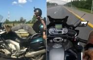 Youtuber muere por conducir su moto a 100 km/h con sus pies