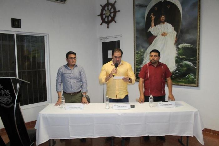 Alcalde de Progreso presenta el avance de obras del ejercicio fiscal 2019