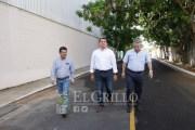 Avanza la construcción de calles del fraccionamiento Polígono 108 Itzimná