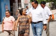 La Comuna de Mérida limpia calles y rejillas de la colonia Plantel México