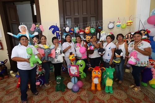 La Comuna de Mérida ofrece cursos y talleres que ayudan al autoempleo
