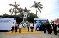 Autoridades piden preservar los ideales juaristas en Yucatán