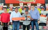 """""""Peso a Peso"""" deja $4.4 millones entre campesinos de Oxkutzcab"""